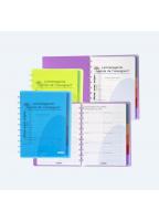 Lerarenagenda - ATOMA A4+ - 6 tabs en 5 pochetten