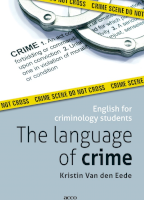 Sofia course: The Language of crime