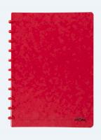 Schrift -  4x8mm commercieel geruit - ATOMA A4 - Karton - 72 vellen