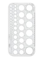 Cirkelsjabloon - STAEDTLER MARS® 576