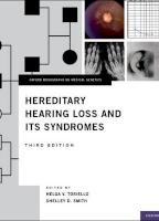 Hereditary Hearing Loss and Its Syndromes