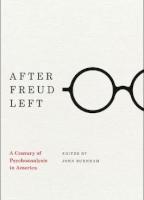 After Freud Left
