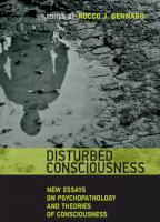 Disturbed Consciousness