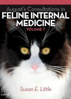 August's Consultations in Feline Internal Medicine: Volume 7