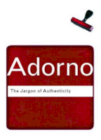 The Jargon of Authenticity