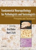 Fundamental Neuropathology for Pathologists and Toxicologists