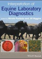 Interpretation of Equine Laboratory Diagnostics
