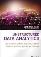 Unstructured Data Analytics