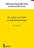 Verhaal van OCMW op onderhoudsplichtigen