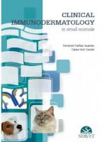 Immunodermatology in small animals