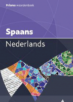 Prisma pocketwoordenboek Spaans-Nederlands