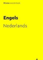Prisma Engels-Nederlands pocketwoordenboek  FLUO
