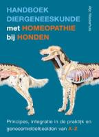 Handboek diergeneeskunde met homeopathie bij honden