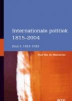 Internationale politiek 1815-1945