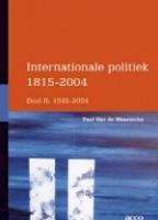 Internationale politiek 1945-2005