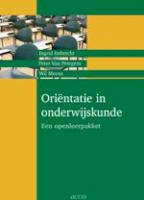 Oriëntatie in onderwijskunde