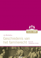 Geschiedenis van het familierecht