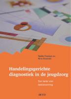 Handelingsgerichte diagnostiek in de jeugdzorg