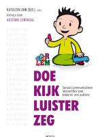 Doe-kijk-luister-zeg: sociaal-communicatieve interventies voor kinderen met autisme