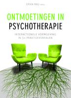 Ontmoetingen in psychotherapie
