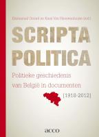 Scripta politica
