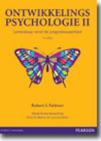 Ontwikkelingspsychologie II, 7e editie met MyLab NL