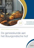 De geneeskunde aan het Bourgondische hof