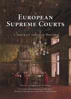 Hoogste gerechtshoven in Europa