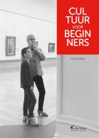 Cultuur voor beginners