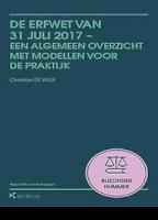 De erfwet van 31 juli 2017