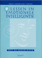 Zeven lessen in emotionele intelligentie