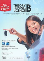 Driving Licence B - Full package