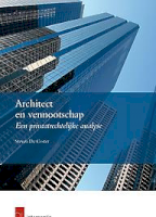 Architect en vennootschap
