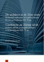 De architect in de 21ste eeuw
