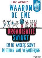 Waarom de ene organisatie swingt en de andere slowt in tijden van verandering