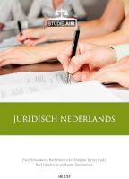 Juridisch Nederlands