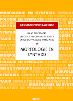 Basisbegrippen taalkunde. Morfologie en Syntaxis