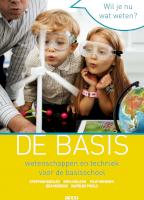 De basis, wetenschappen en techniek voor de basisschool