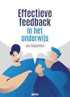 Effectieve feedback in het onderwijs