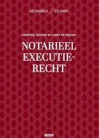 Notarieel executierecht editie 2020