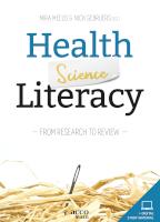 Health Science Literacy