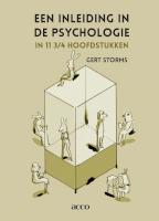 Een inleiding in de psychologie in 11 3/4 hoofdstukken