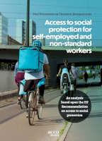 Access to social protection for self-employed and non-standard workers
