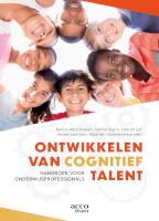 Ontwikkelen van cognitief talent