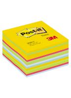 Notes - POST-IT® - Geassorteerde Ultra kleuren 76x76mm x 450 vellen per blok