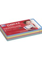 OXFORD Flash 2.0 - Flashcards - 75x125mm - gelijnd