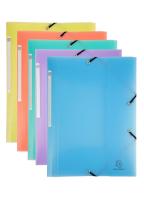 Elastomap - EXACOMPTA CHROMALINE - Pakket 5 stuks
